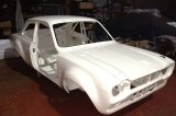 Mk1 Escort BDA being built