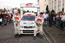 Eugene Donnelly wins 5th Irish Tarmac Championship