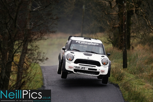 McGeehan Motorsport Mini Test 25 01 11