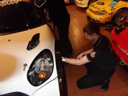 Derek McGeehan - McGeehan Motorsport Mini WRC