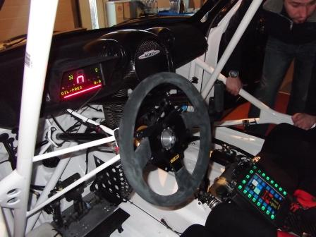 Inside the McGeehan Motorsport Mini WRC