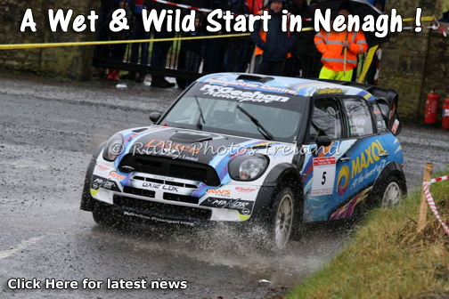 A Wet & Wild Start in Nenagh