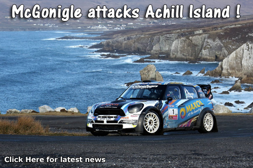 Joe McGonigle attacks Achill Island