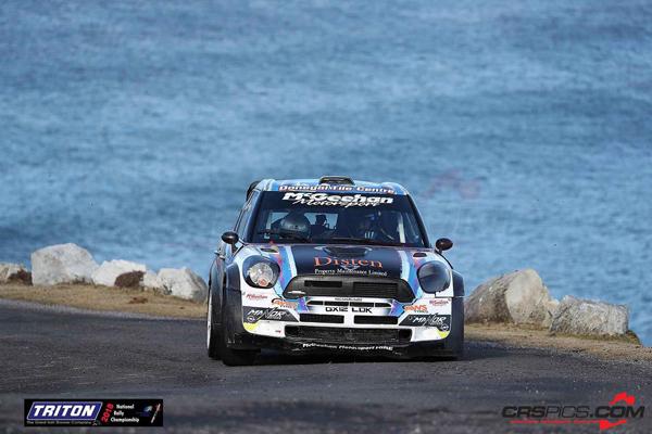Joe McGonigle attacks Achill Island