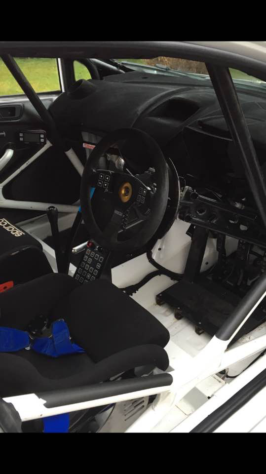 Ford Fiesta R5 for Hire from McGeehan Motorsport