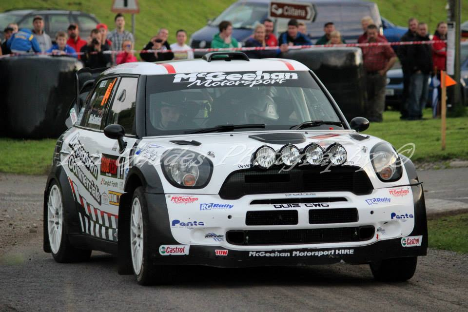 Ulster Rally 2013