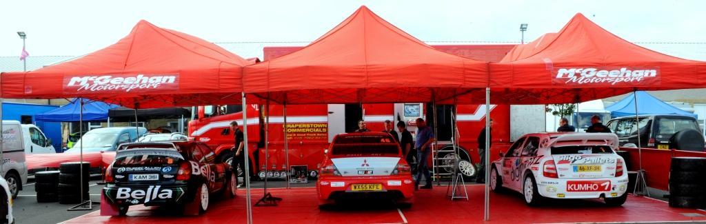 McGeehan Motorsort - Ulster Rally 2009